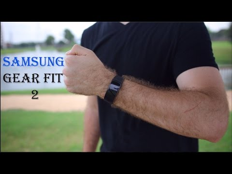 Samsung Gear Fit 2 | The Best Fitness Band?
