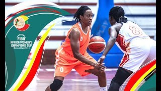 Full Game - Equity Bank v FAP Basketball - FIBA Africa Women's Champions Cup 2018