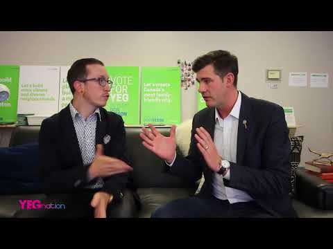 """Edmonton Elections Don Iveson: """"There Is A Thirst For This City To Realize Its Potential"""""""
