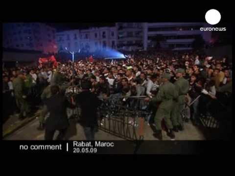 Mawazine music festival in Rabat