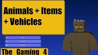 Unturned Tutorial: Map Editor Spawns - Animals, Items & Vehicles