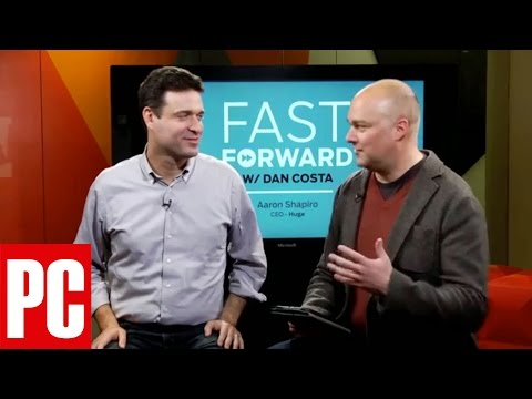 Fast Forward: A Chat with Aaron Shapiro of Huge
