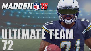 Madden 16 Ultimate Team - Boss Legend LT! Ep.72