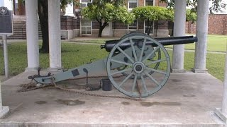 KGC And The Buried Cannons of Texas