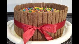 Торт из M&M's Домашний Рецепт! Крем с Вареной Сгущенкой и Сливками Рецепт!