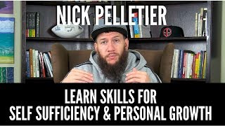 Learn Skills for Self-Sufficiency & Personal Growth
