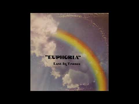 Euphoria - Lost In Trance (1973) (Rainbow Records vinyl) (FULL LP)