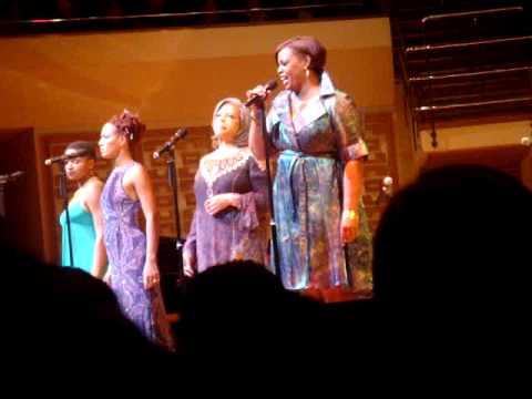 Four Women ~ Nina Simone Remembered / Patti Austin Lizz Wright   Simone & Dianne Reeves