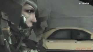 Metal Gear Rising: Revengeance - Трейлер Джек Потрошитель