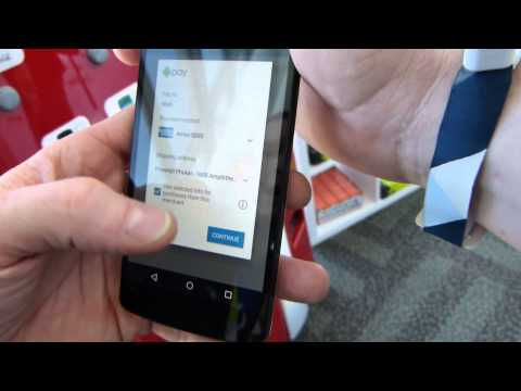 Android Pay in-app purchases in action
