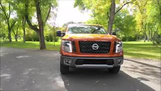 2019 Nissan Titan: Overview / Test Drive , Exterior And Interior