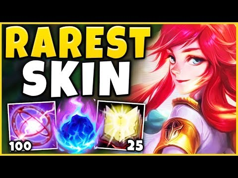 *GOLDEN LASERS* NEW HOTTEST WAIFU IN LEAGUE (1000+ AP PRESTIGE ACADEMIA LUX) - League Of Legends