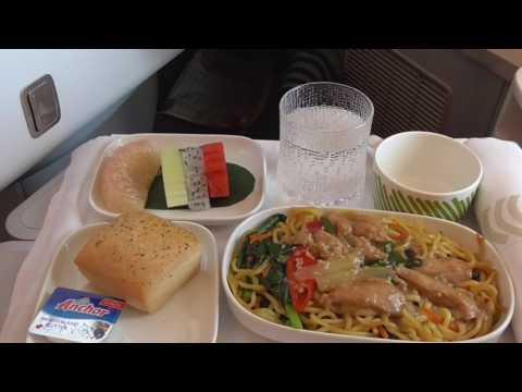 Finnair flight Bangkok-Helsinki