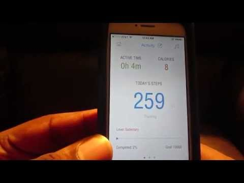 Pacer: Pedometer/Fitness AppCounts Your Steps/Calories Burned!
