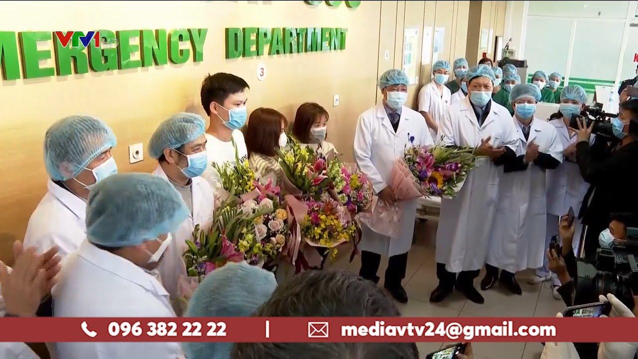 Ba bệnh nhân Phú Thọ nhiễm nCoV xuất viện   30 Người Việt từ Vũ Hán về Việt Nam   VTV24
