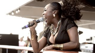 Mary Griffin w: George Clinton & P Funk Live on the Jazz Cruise clip