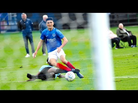 Highlights: Pompey Reserves 2-5 Southend United