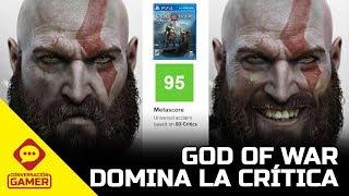 God of War Domina la Crítica - Conversación Gamer