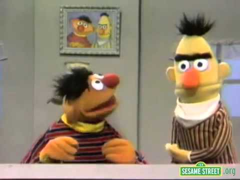 Sesame Street Bert Gets Angry Red Zones Of Regulation Youtube