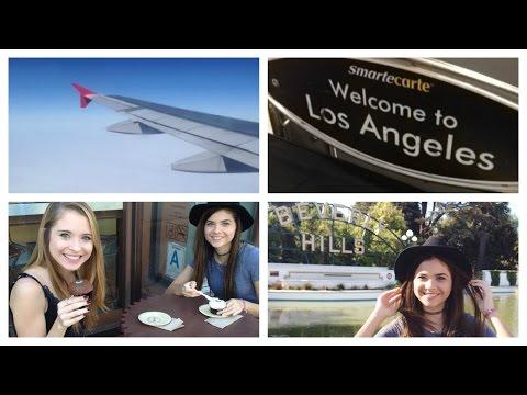 Los Angeles dia 1 - Compras e Beverly Hills