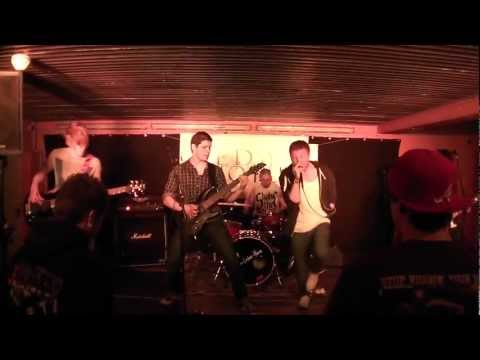 ONE DAY TO RUIN - Donuts Dont Wear Alligator Shoes // Live At Julius-Leber-Haus 17.02.2012