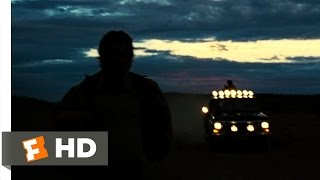 No Country for Old Men (1/11) Movie CLIP - Desert Chase at Dawn (2007) HD