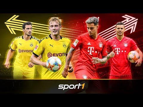BVB vs. FC Bayern: Darum hat Borussia Dortmund besser eingekauft | SPORT1 - TRANSFERMARKT-SHOW