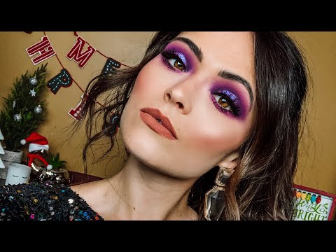 Purple Halo Eye Morphe James Charles Palette | Unleash Your Inner Artist