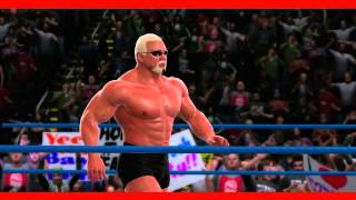 Scott Steiner (nWo) WWE 2K14 Entrance and Finisher (Official)