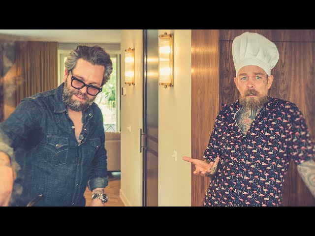 WHAT'S COOKING: a cooking show by The Bearded Bastard & The Bloody Butcher from Schorem