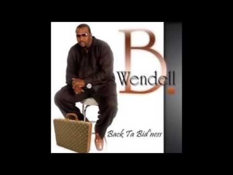 DJ Sir Rockinghood - Presents Wendell B. Vol. 1