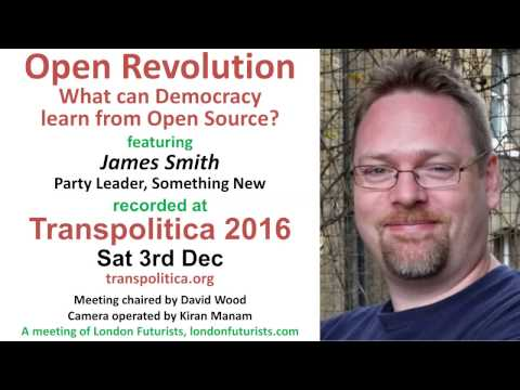 Open revolution: What can democracy learn from open source?