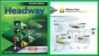 (Update) New Headway Beginner Student's Book 4th :Unit.08 -Where I Live