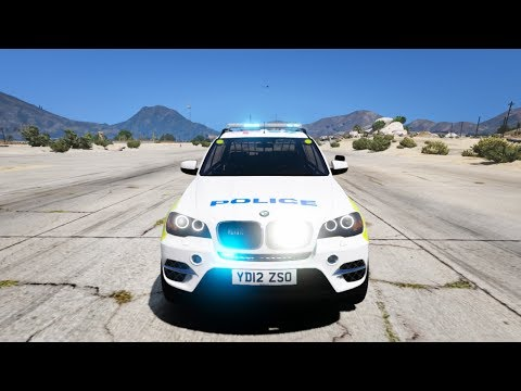 County Durham and Cleveland Police ARV X5 [ELS]