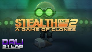 Stealth Inc 2: A Game of Clones PC UltraHD 4K Gameplay 60fps 2160p