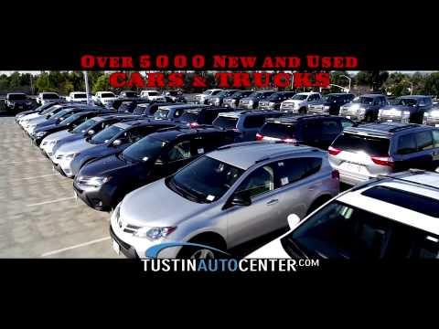 Tustin Auto Center - Don't Labor Labor Day Sale