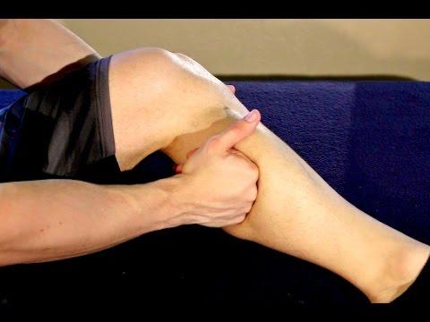 Self Massage: Calf and Lower Leg