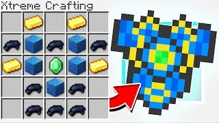HOW TO CRAFT *4* NEW OP CHESTPLATES (Secret Crafting Recipe)