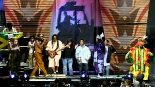 Steel Pulse - Brown Eyed Girl (Live at Farm Aid 2006)