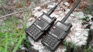 Тест радиостанций BAOFENG UV5R + Nagoya NA-771(, 2014-12-29T01:47:46.000Z)
