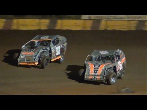 IMCA Modifieds Heat,Dash & Feature @ Sunset Speedway 2018