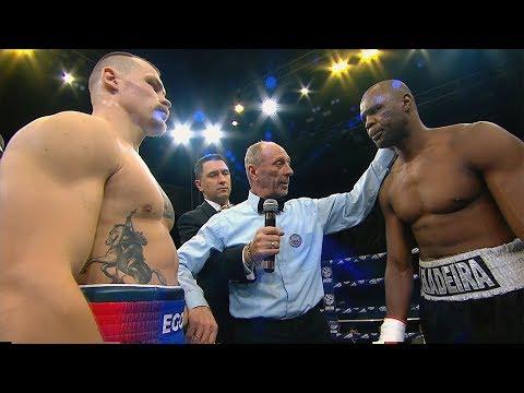 Алексей Егоров — Гамильтон Вентура |Полный бой HD |Мир бокса