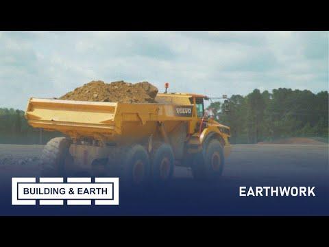 BUILDING & EARTH : EARTHWORK
