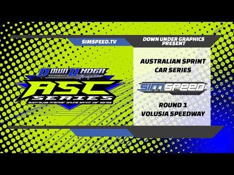 Australian Sprint Car Championship     Round 1     Volusia