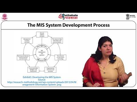 Developing MIS Systems