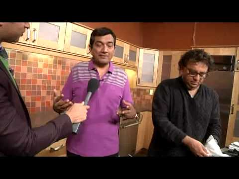 BT Vancouver: We freestyle in the kitchen with Indian Master Chef Sanjeev Kapoor!