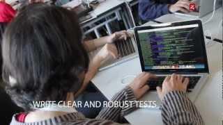 Test the Web Forward Paris - October 26-27, 2012