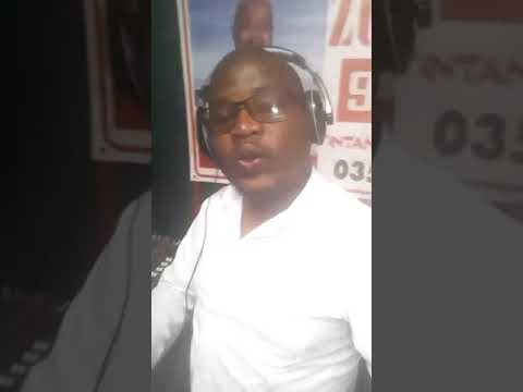 Pastor Ayanda Xulu on Zululand FM