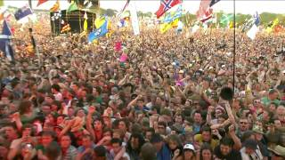 Kasabian - Fire @ Live Glastonbury 2009