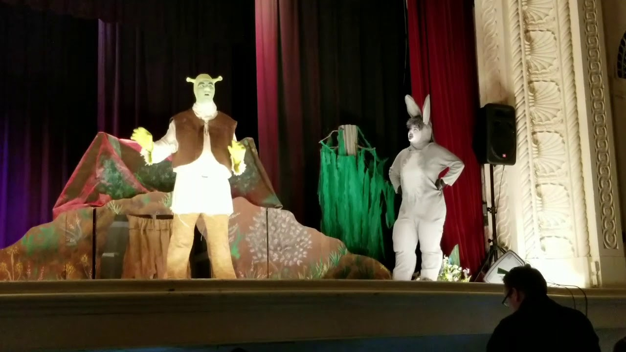 Download Who I'd Be, Sean-Patrick McNeal, Shrek the Musical